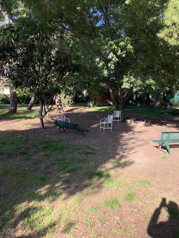 parc privé copro